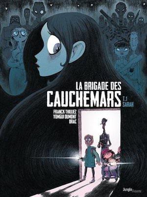 Franck THILLIEZ-YOMGUI - La brigade des cauchemars – 1