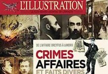 Jean-Sebastien BASCHET - Illustration - Crimes affaires et faits divers