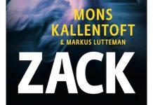 Mons KALLENTOFT et Markus LUTTEMAN - Zack - Tome 1