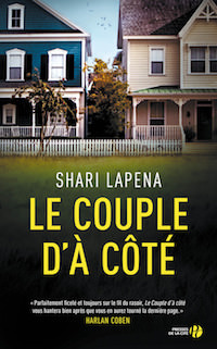 Shari LAPENA - Le couple d a cote