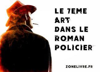 7eme art dans le roman policier