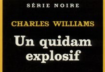 Charles WILLIAMS - Un quidam explosif
