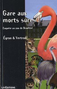 Jean-Jacques EGRON et VERTRON - Gare aux morts sures