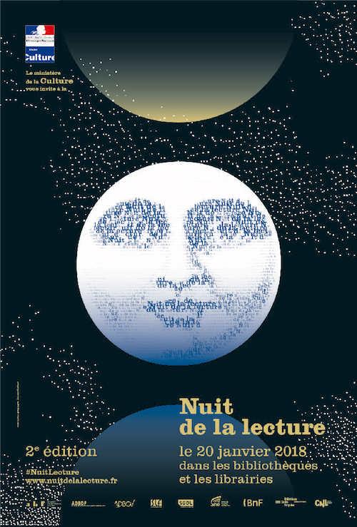 Nuit de la lecture 2018