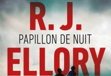 R. J. ELLORY - Papillon de nuit -