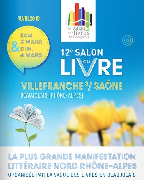 Salon du Livre de Villefranche-sur-Saône