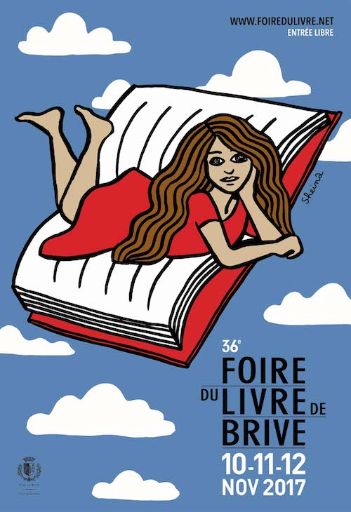 foire du livre brive 2017 zonelivre. Black Bedroom Furniture Sets. Home Design Ideas