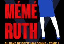 Alice QUINN - Aux pays de Rosie Maldonne - 04 - Nom de code - meme Ruth