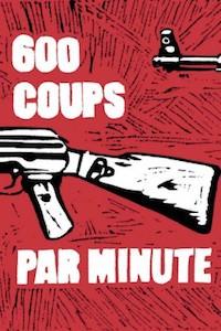 Frederic PAULIN - 600 coups par minutes