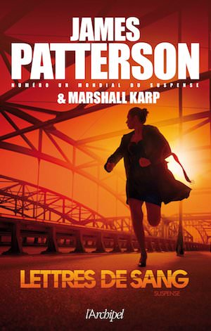 James PATTERSON - Marshall KARP -NYPD Red – 03 – Lettres de sang