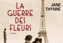 Jane THYNNE - Serie Clara Vine - 03 - La guerre des fleurs