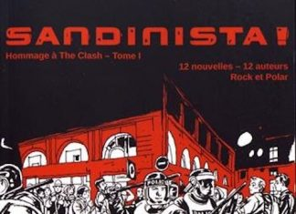Jean-Noel LEVAVASSEUR - Sandinista - The Clash - Volume 1
