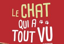 Sam GASSON - Le chat qui a tout vu