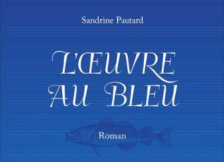 Sandrine PAUTARD -oeuvre au bleu