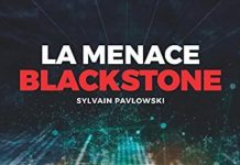 Sylvain PAVLOWSKI - La menace Blackstone