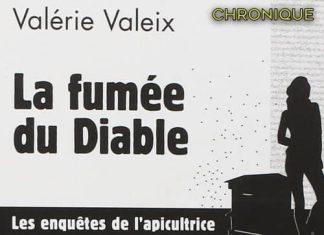 Valerie VALEIX - Crime et abeille – 02 - fumee du diable