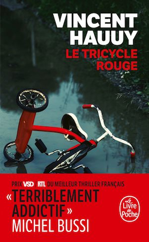 Vincent HAUUY - Le tricycle rouge - poche
