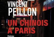 Vincent PEILLON - Un chinois a Paris