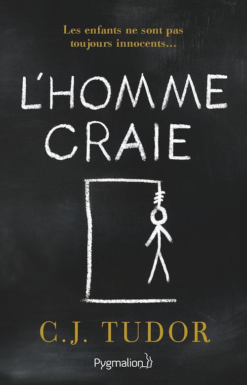C. J . TUDOR - homme craie