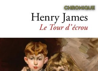 Henry JAMES - tour ecrou-
