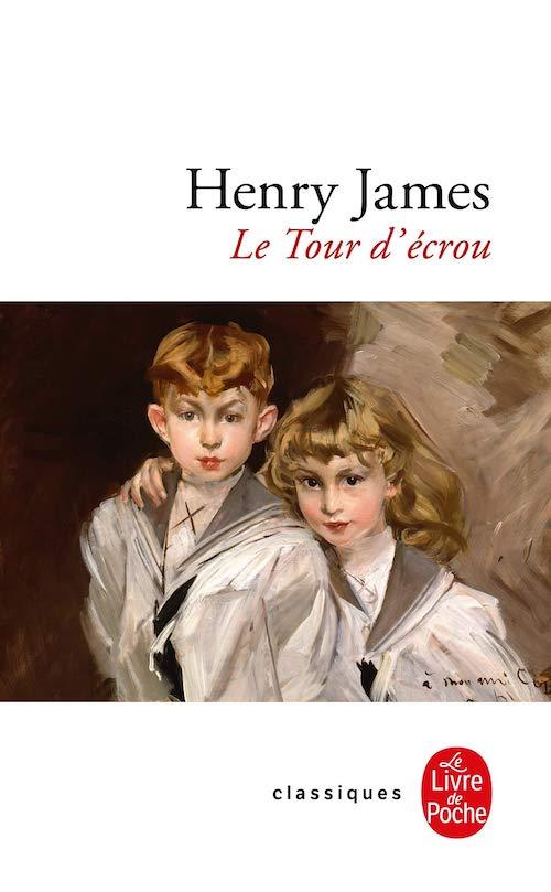 Henry JAMES : Le tour d'écrou