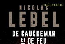 Nicolas LEBEL : De cauchemar et de feu