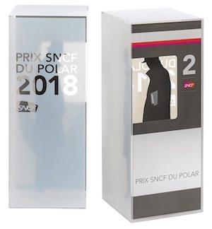 Prix polar SNCF 2018 trophee