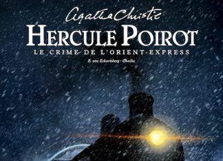 Agatha CHRISTIE - Hercule Poirot - Le crime de orient express -