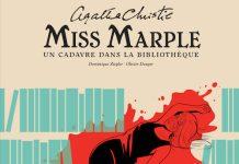 Agatha CHRISTIE - Miss Marple - Un cadavre dans la bibliotheque en BD