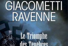 Eric GIACOMETTI et Jacques RAVENNE - Le triomphe des tenebres