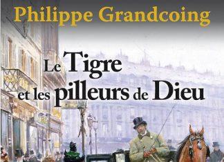 Philippe GRANDCOING - Une enquete d'Hippolyte Salvignac - Le tigre et les pilleurs de Dieu