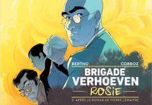 Pierre LEMAITRE Pascal BERTHO Yannick CORBOZ - Brigade Verhoeven