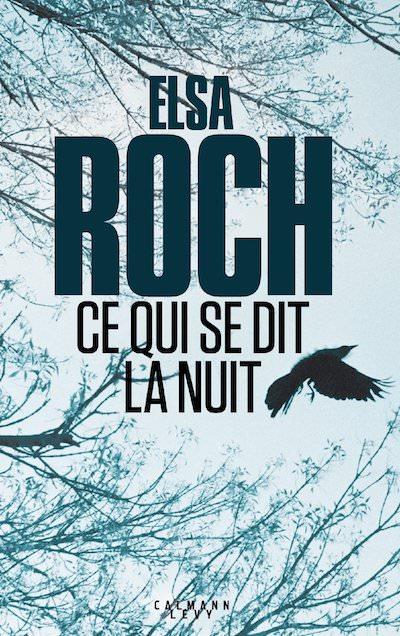 Elsa ROCH-Ce qui se dit la nuit