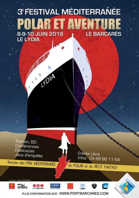 Festival Méditerrannée - Polar et Aventure
