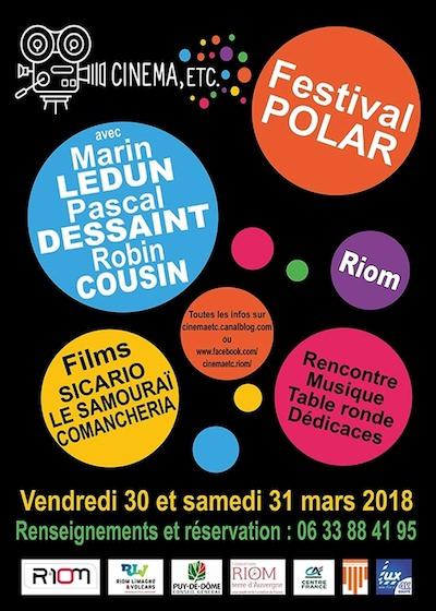 Festival du Polar du Cine-club de Riom