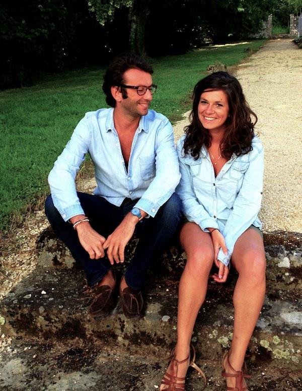 Carole et antoine Fruchard