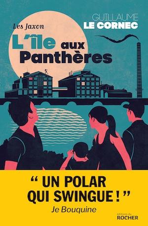 Guillaume LE CORNEC - Les Jaxon - 01 - ile aux pantheres