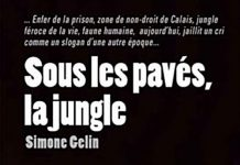 Simone GELIN - Sous les paves la jungle -