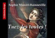 Sophie MANCEL - Tuez-les toutes