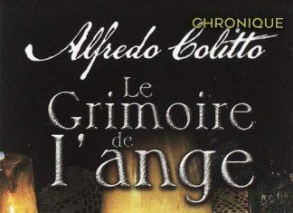 Alfredo COLITTO : Le grimoire de l'ange