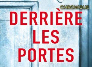 B. A. PARIS - Derriere les portes-