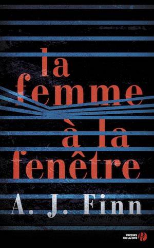 A. J. FINN - La femme a la fenetre