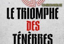 Eric GIACOMETTI et Jacques RAVENNE - triomphe des tenebres