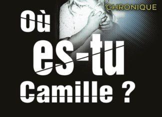Gilles DEBOUVERIE : Où es-tu Camille