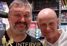 interview Laurent VRANJES et Yves VANDEBERG