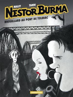 Nestor BURMA - 01 - Brouillard au pont de Tolbiac