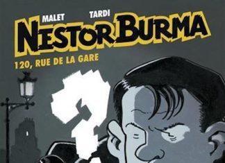 Nestor BURMA - 02 - 120 rue de la gare