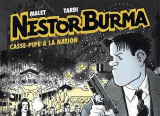 Nestor BURMA - 03 - Casse-pipe a la Nation