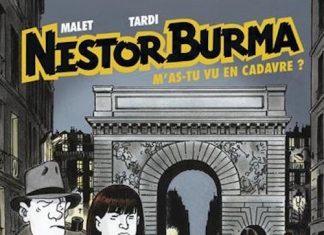 Nestor BURMA - 04 - M as tu vu en cadavre