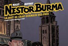 Nestor BURMA - 05 - La nuit de Saint-Germain-des-Pres